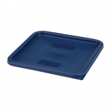 Cambro Camsquare Food Storage Container Lid Blue