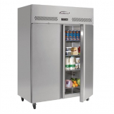 Williams Jade Double Door Upright Fridge 1295Ltr HJ2-SA