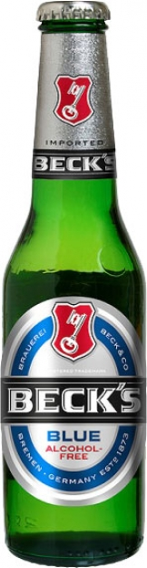 Becks - Blue (24x 330ml Bottles)