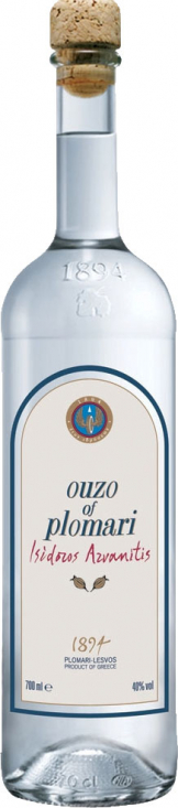 Plomari - Ouzo (70cl Bottle)