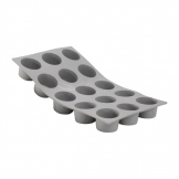 DeBuyer Elastomoule Silicone Mould Mini Muffins 15 Cup