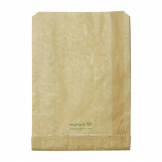 Vegware Compostable Therma Paper Hot Food Bags 229 x 165mm (Pack of 500)