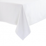 Mitre Essentials Occasions Tablecloth White 1350 x 1350mm