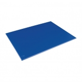 Hygiplas Low Density Blue Chopping Board Large