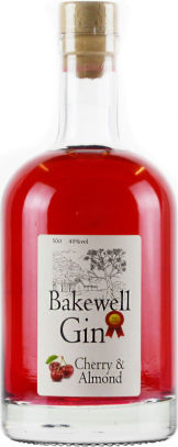 Wirral Distillery - Cherry Bakewell Gin (50cl Bottle)