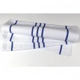 Essentials Terry Tea Towel Blue