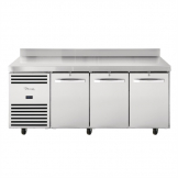 True 3 Door Counter Freezer TCF1/3