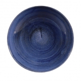 Churchill Stonecast Patina Coupe Bowls Cobalt 248mm (Pack of 12)