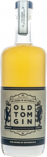 House of Botanicals - Old Tom Gin (70cl Bottle)