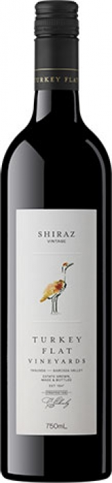 Turkey Flat - Shiraz 2017 (75cl Bottle)