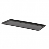 Dalebrook SAN Rectangular Tray Black 585mm