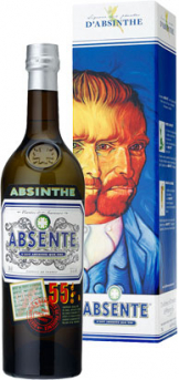 Image of Distilleries Provence - Absinthe Absente 55%