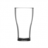 BBP Polycarbonate Nucleated Viking Pint Glasses CE Marked (Pack of 24)