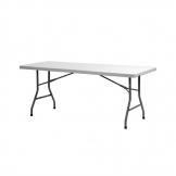 ZOWN XL180 Folding Utility Table 6ft Grey