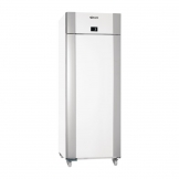 Gram Eco Twin 1 Door 614Ltr Fridge White K 82 LCG C1 4N