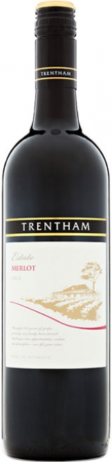 Trentham Estate - Estate Range Merlot 2014 (75cl Bottle)