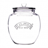 Kilner 172(H)mm 2 Litre Push Top Preserve Jar