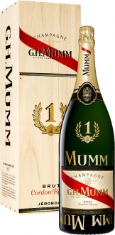 Image of Mumm - Cordon Rouge Formula One Jeroboam
