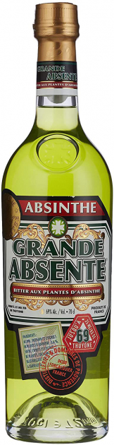 Image of Distilleries Provence - Grande Absinthe Absente 69%