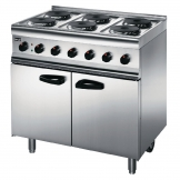 Lincat Silverlink 600 Electric Oven Range ESLR9C Single Phase