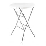 Bolero Poseur Folding Table 800mm