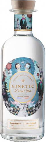 Ginetic Gin (70cl Bottle)
