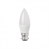 Status Dimmable LED Candle Bulb Bayonet Cap 5.5W