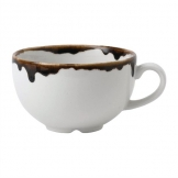 Dudson Harvest Natural Cappuccino Cup Diameter 340ml (Pack of 12)