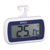 Hygiplas Fridge Freezer Mini Waterproof Thermometer