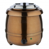 Buffalo Soup Kettle Copper Finish