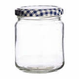 Kilner Round Twist Top Jar 228ml (Pack of 12)