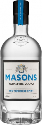 Image of Masons - Yorkshire Vodka