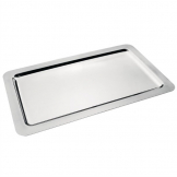 Olympia Stainless Steel Food Presentation Tray GN 1/1