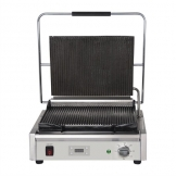 Buffalo Large Ribbed Contact Grill