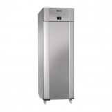 Gram Eco Plus 1 Door 610Ltr Fridge Stainless Steel K 70 CAG C1 4N
