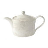 Royal Crown Derby Crushed Velvet Pearl Charnwood Tea Pot S S (Pack of 1)