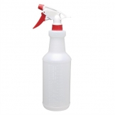 Jantex Colour-Coded Trigger Spray Bottle Red 750ml