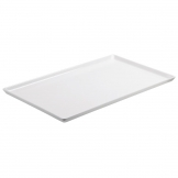 APS Float Melamine Tray White GN 1/1