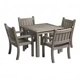 Kennedy Grey Dining Set