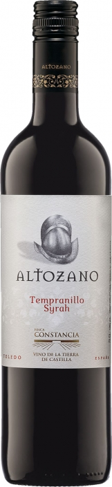 Altozano - Tempranillo Syrah 2018 (75cl Bottle)