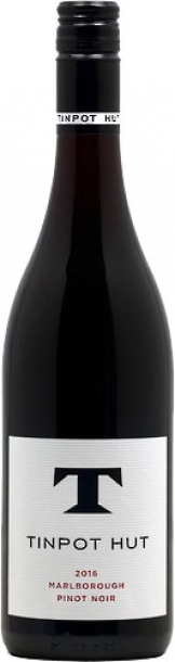 Tinpot Hut - Marlborough Pinot Noir 2017 (75cl Bottle)