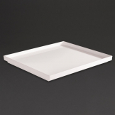 APS Asia+  White Tray GN 2/3