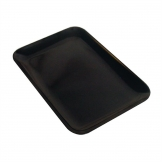 Dalebrook Melamine Small Rectangular Platter Black 240mm