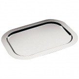 APS Small Stainless Steel Service Tray 480mm