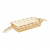 Cambro High Heat 1/3 Gastronorm Food Pan With Double Handle 65mm