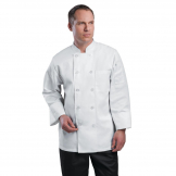 Chef Works Le Mans Chefs Jacket White 4XL
