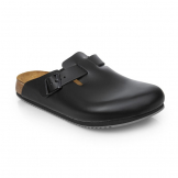 Birkenstock Super Grip Professional Boston Clog Black - Size 37