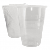 Disposable Wrapped Tumblers 255ml (Pack of 500)
