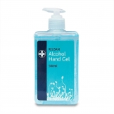Alcohol Hand Sanitiser Gel 500ml