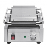 Buffalo Bistro Ribbed Contact Grill